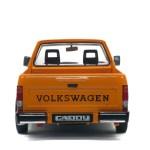 Vw Caddy Mk1 Custom Orange Metallic 1 18 Solido S1803502 Toys Hobbies Diecast Toy Vehicles