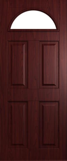 Rosewood Doors From Solidor Front Composite Doors