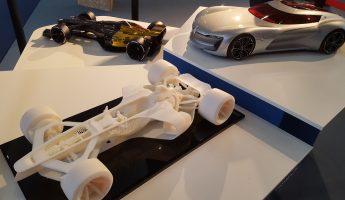 3D Printing Cars