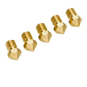 5 x Ultimaker Nozzle Pack 0.25mm