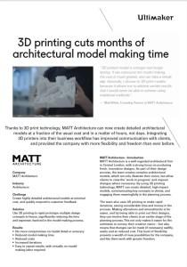 Ultimater Matt Architecture Case Study Preview