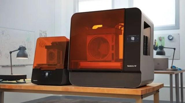 Formlabs SLA 3D Printers