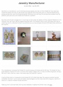 Pocket NC Case Study Preview - Jewelry