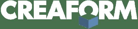 Creaform Logo White