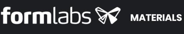 Formlabs Materials Banner