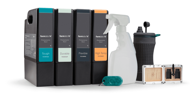 Formlabs-Consumables-Resins