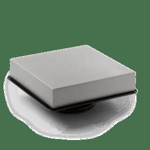 Dental Stainless Steel Build Platform - Front