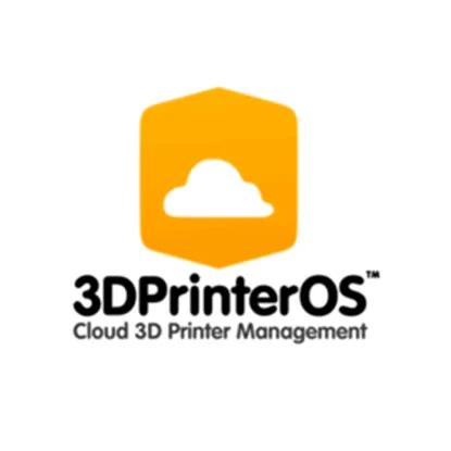 3DPrinterOS Software Cover