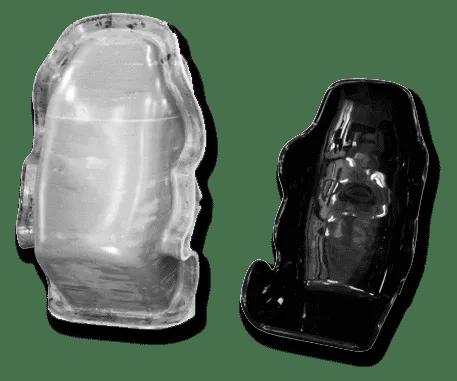MASSIVit MTB Mold and Part