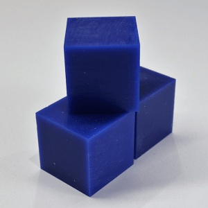 Pocket NC Blue Wax Square (3 Pack)