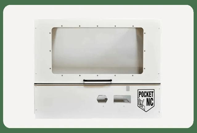 Pocket NC Safety Enclosure Pocket CNC Machine