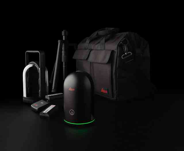 Where to buy BLK360 Leica 3D Scanner Package?