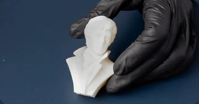 White Resin, Formlabs, SLA, 3D Printing