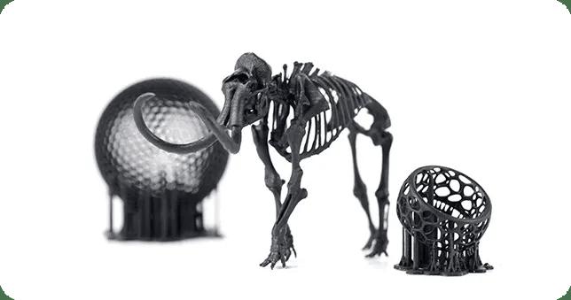 Black Resin, Formlabs, SLA, 3D printing