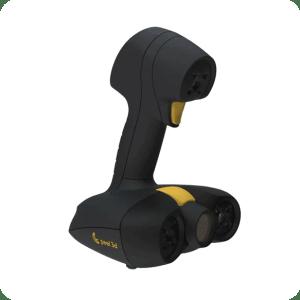 peel 2 CAD-S, 3D scanner, Using peel 2 CAD-S scanner