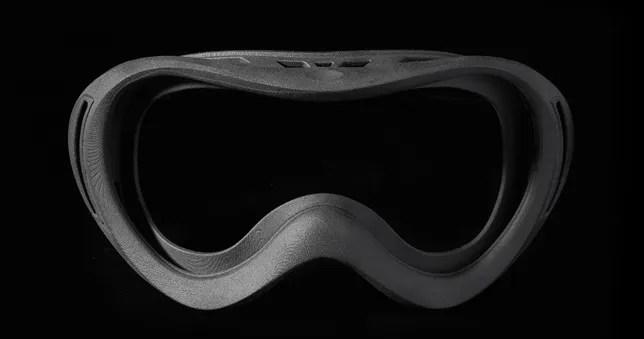 Nylon 11 polymer powder_detailed prints