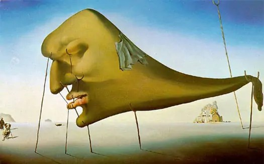 Sleep Salvador Dali