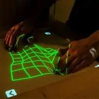 foam-touch-interface
