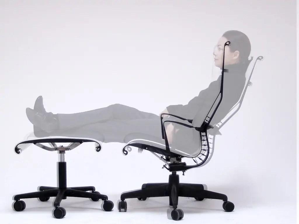 Delicious Design Process The Herman Miller Setu Chair