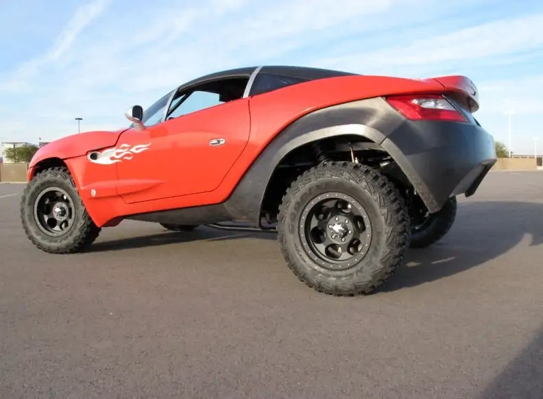 Want a Local Motors Rally Fighter? Buy it Now! - SolidSmack