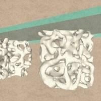 Voronoi Diagrams for Structural Optimisation in Design