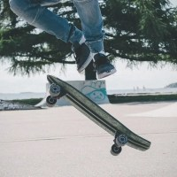 Boards with Benefits | A Biocomposite Skateboard Inspired by 19th Century Logging