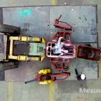 MegaBots First Safety Test: #Fail