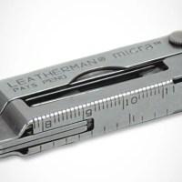 Cool Tools of Doom: Leatherman Micra Keychain Multi-Tool