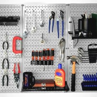 Cool Tools of Doom: The Wall Control Workbench Metal Pegboard Tool Organizer