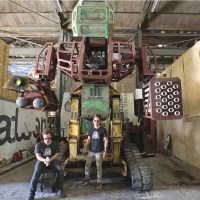 The Giant Robot Duel Between USA and Japan is Streaming Today