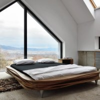 The Organique: Pile of Driftwood or Bed Frame Design?