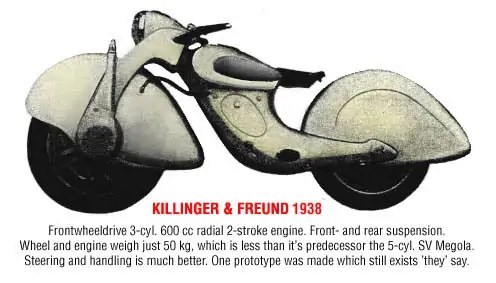 killinger & freund