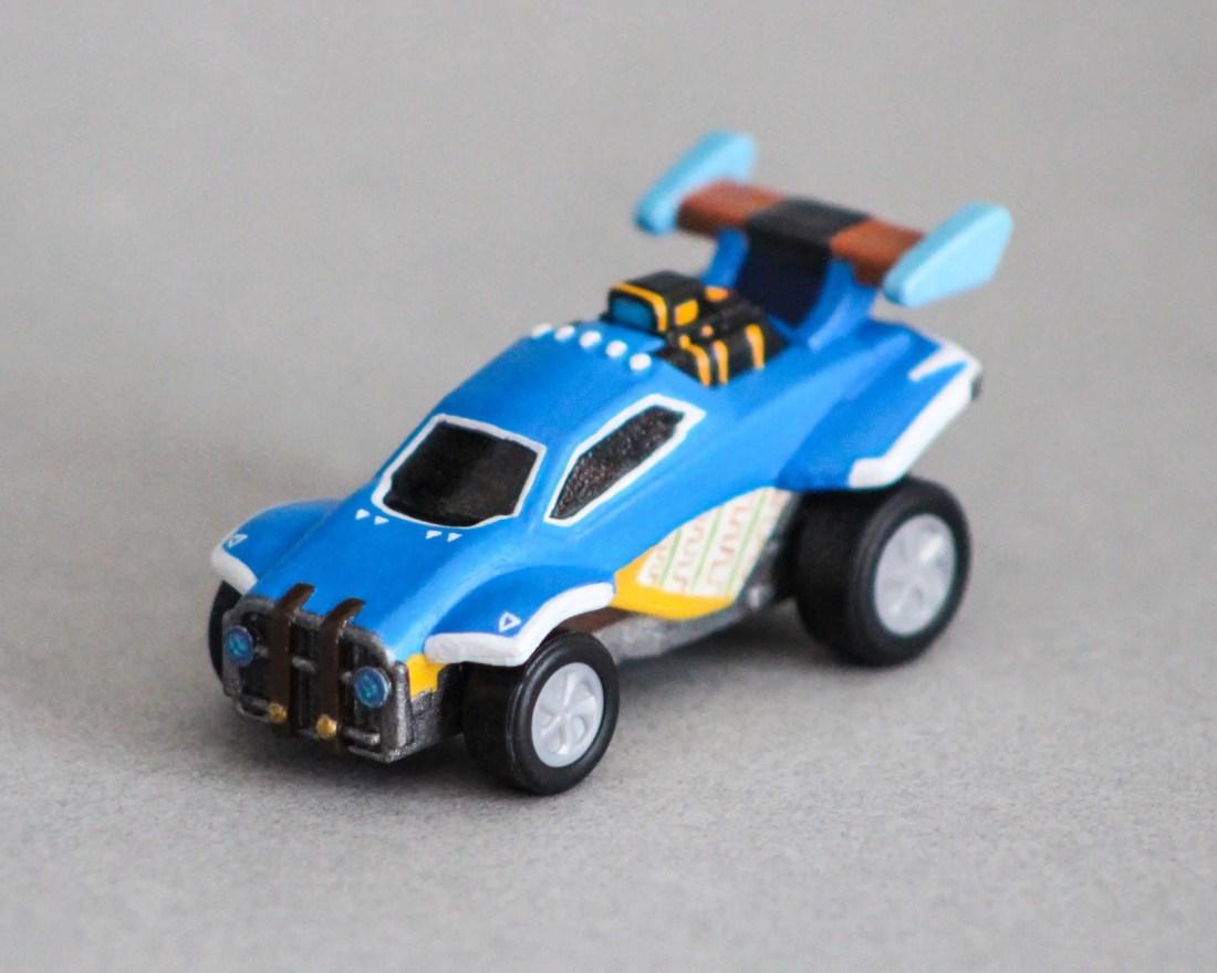 Rocket League Custom Cars