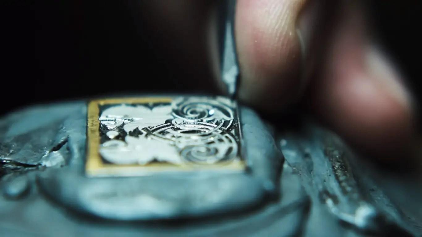 Behind the Design: Bram Ramon's Watch Engravings