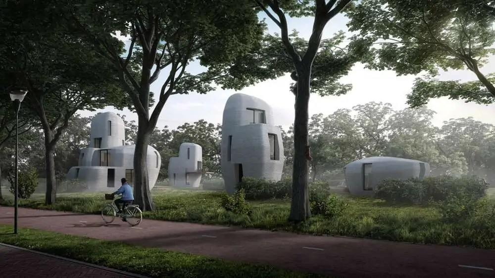 Project Milestone to Be First 3D Printed Residential Community