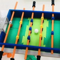Model of the Week: Mini Foosball Table [GOOOOAL!]
