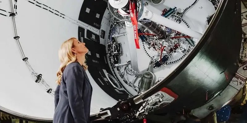 SpaceX's Secret Weapon Is Gwynne Shotwell