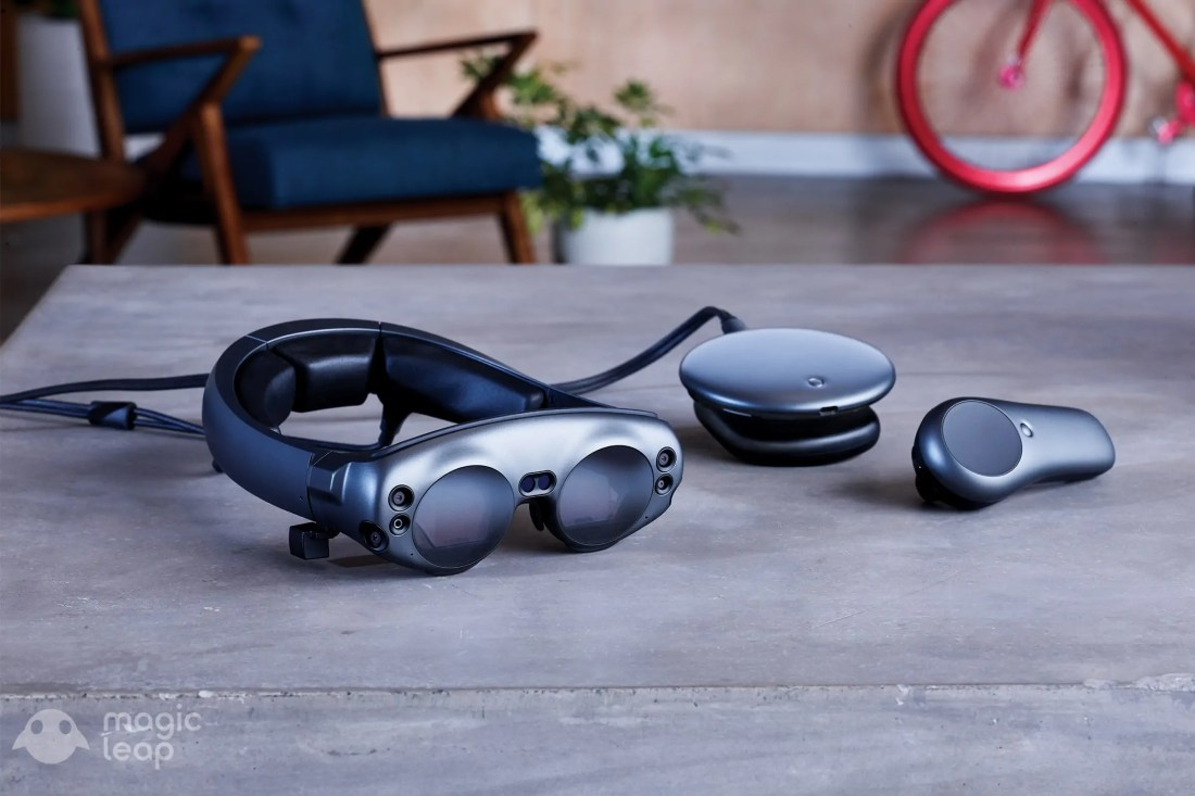 Magic Leap Lightpack and Lightwear