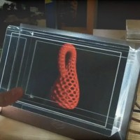 Looking Glass is a True Holographic Display For 3D Content Creators