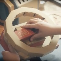 Nintendo Labo's Latest Cardboard Kit Turns Kids Into Auto Engineers