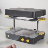 FormBox: A Desktop Vacuum Former + Partner for Your 3D Printer
