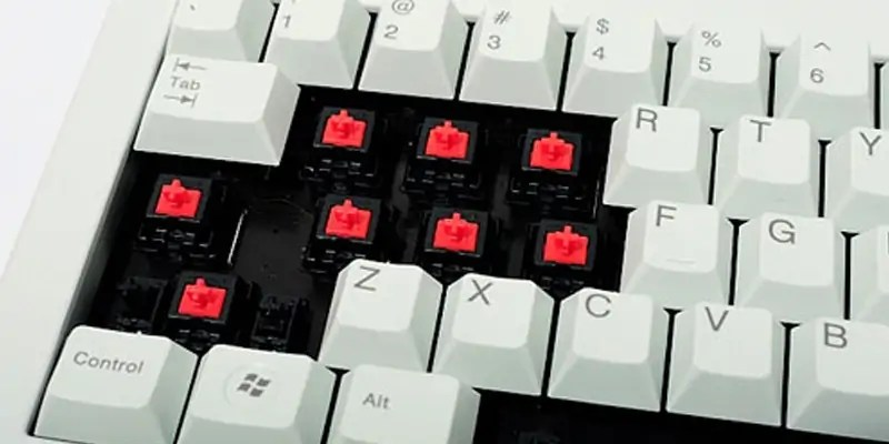keyboard switch