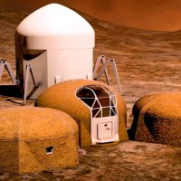 NASA Announces Winners of Their 3D Printed Mars Habitat Competition