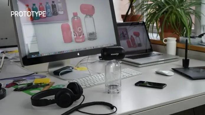 Sodapop Bottle Speaker