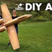 Make a Massive 8-Foot A-10 Warthog -(From Dollar Store Foam Board)