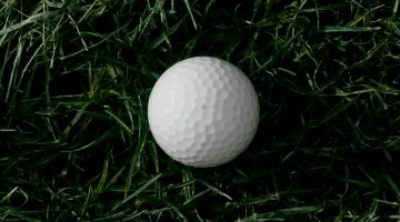 This is What Happens When You Run Over a Golf Ball with a Steamroller