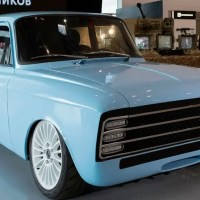 Russian Rifle Company Kalashnikov Is Coming out with a New… Electric Car?