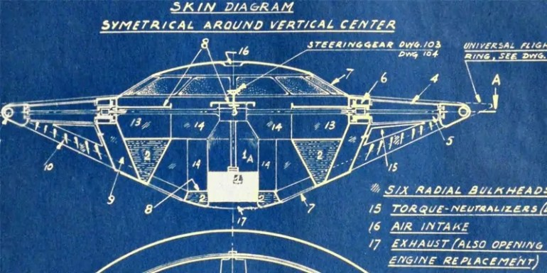 The Forgotten Legend of Silicon Valley's Flying Saucer Man
