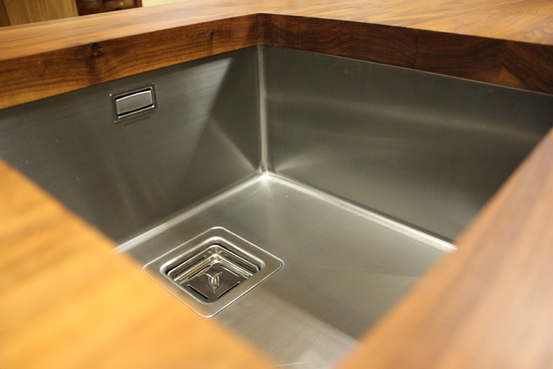 How To Choose Sinks And Taps For Solid Oak Kitchens Part 1 Sinks Solid Wood Kitchen Cabinets