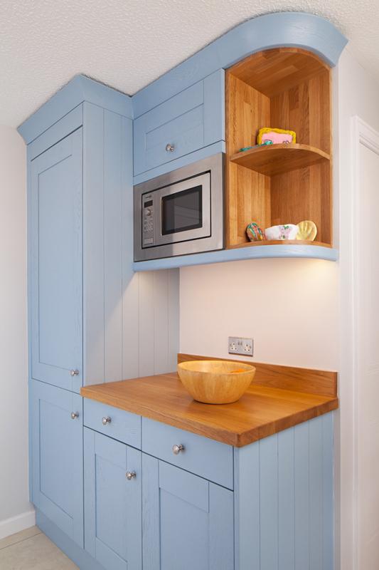 Tall Kitchen Larder Units Amp Storage Cabinets Solid Wood